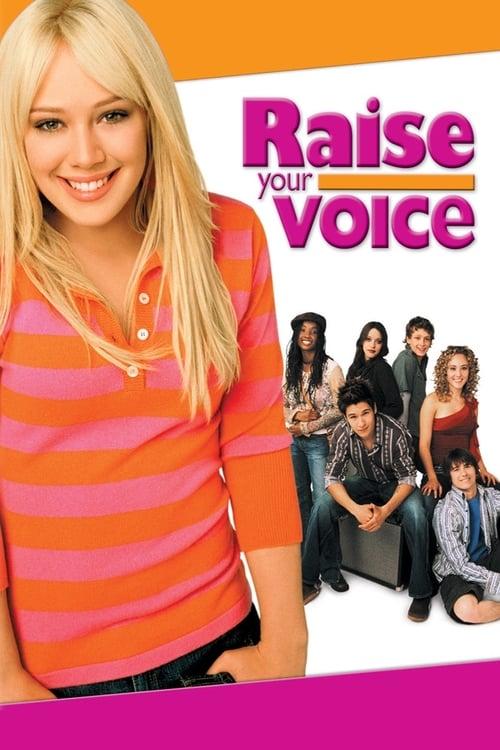 Raise Your Voice - Movie Poster