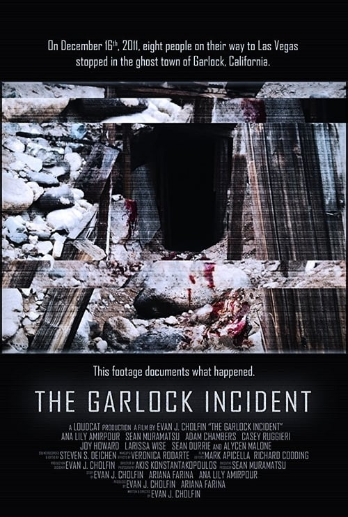 The Garlock Incident - Movie Poster