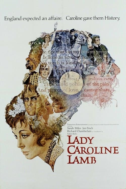 Lady Caroline Lamb - Movie Poster