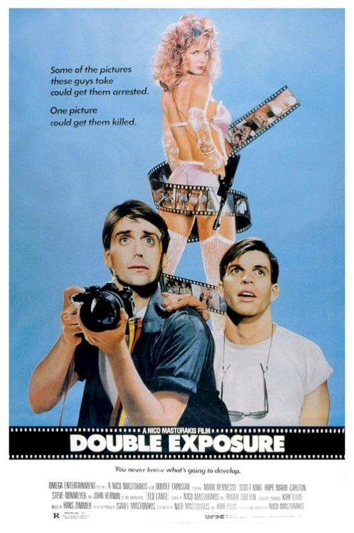 Terminal Exposure - Movie Poster