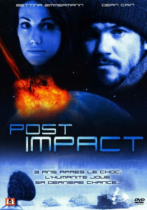 Post impact - Movie Poster