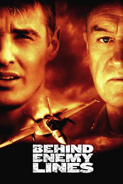 Behind Enemy Lines - Movie Poster