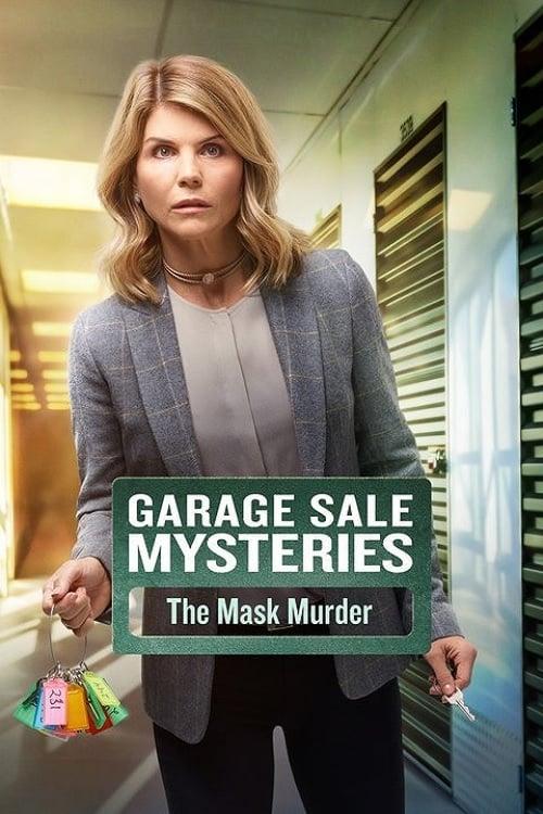 Garage Sale Mystery: The Mask Murder - Movie Poster