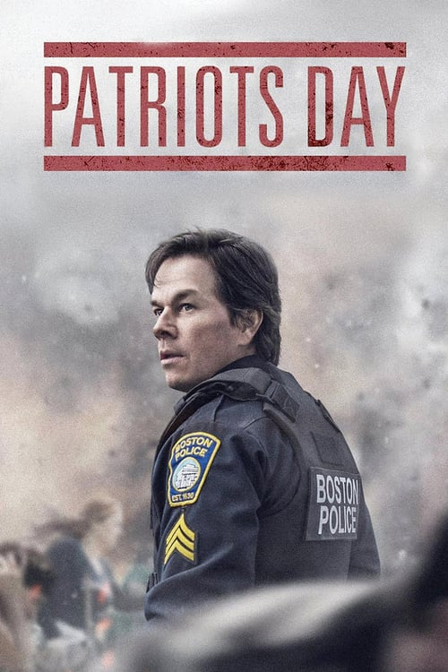 Patriots Day - Movie Poster