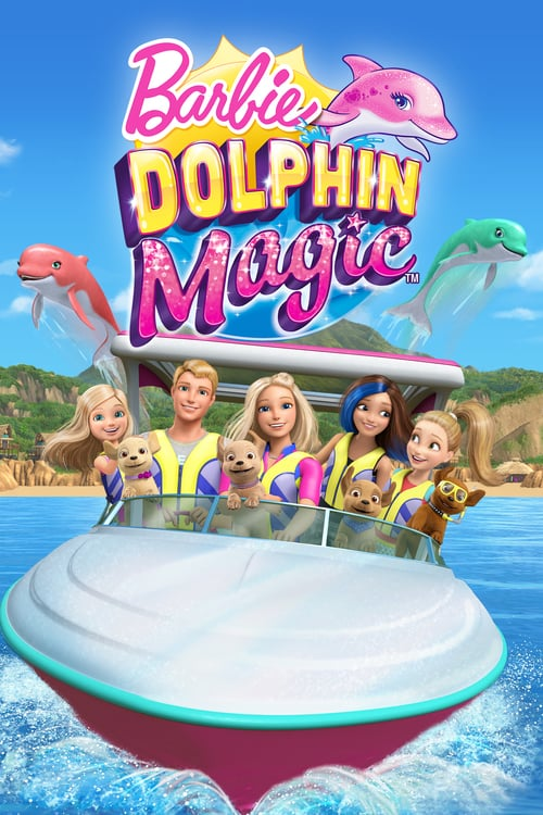 Barbie: Dolphin Magic - Movie Poster