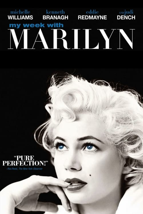 My Week with Marilyn - Movie Poster