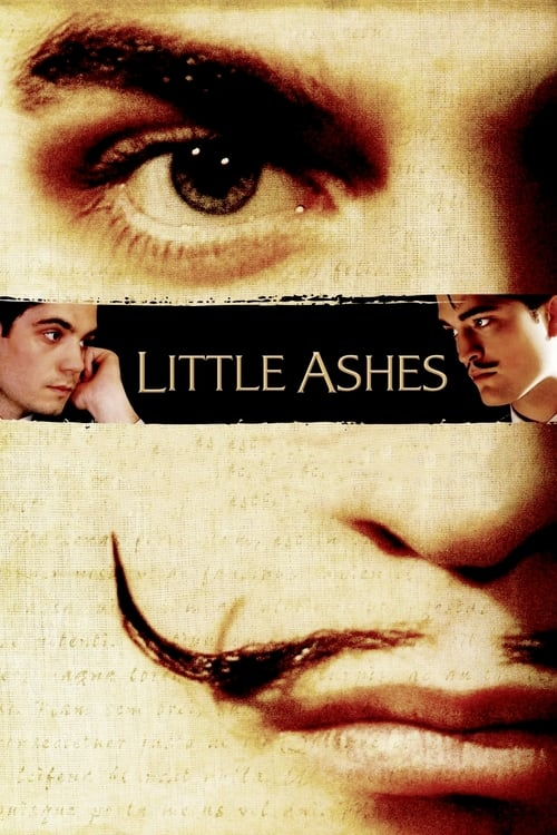 Little Ashes - Movie Poster