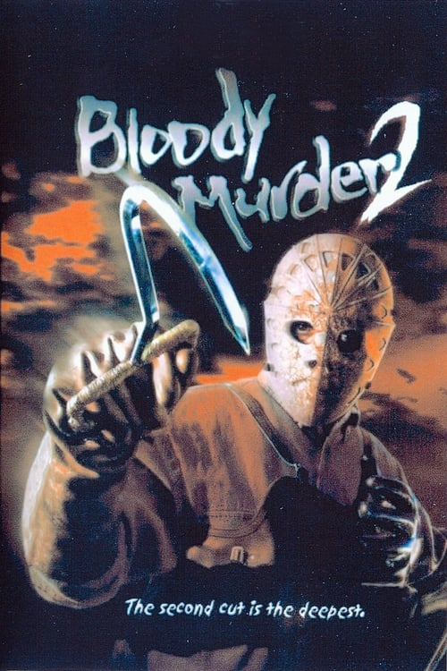 Bloody Murder 2: Closing Camp - Movie Poster