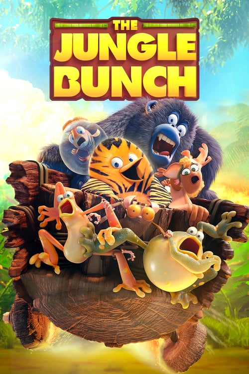 The Jungle Bunch - Movie Poster