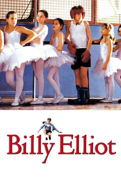 Billy Elliot - Movie Poster