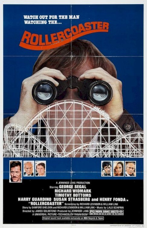 Rollercoaster - Movie Poster