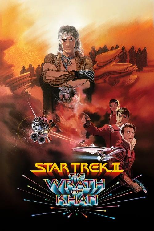 Star Trek II: The Wrath of Khan - Movie Poster