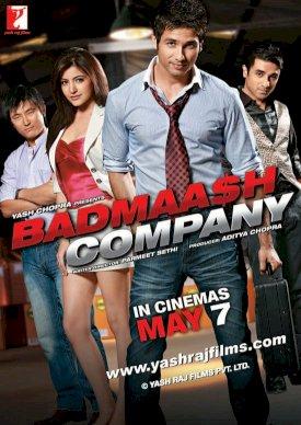 Badmaash Company - Movie Poster