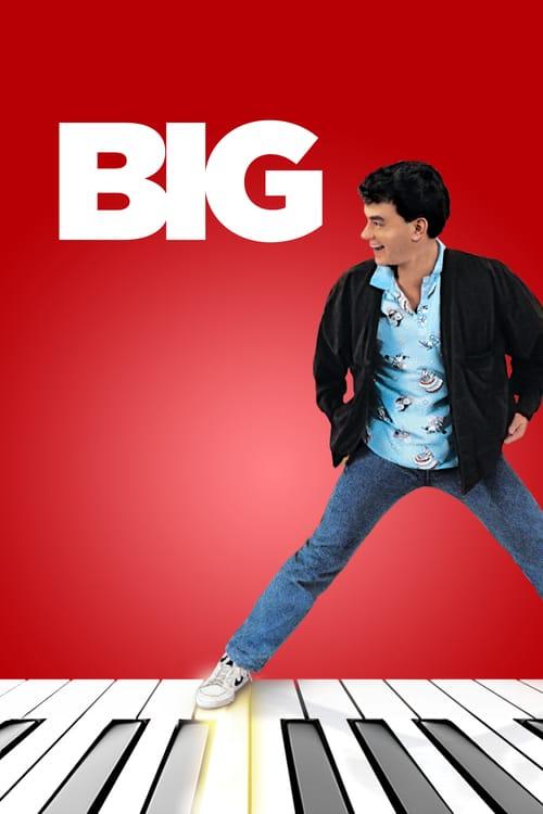 Big - Movie Poster