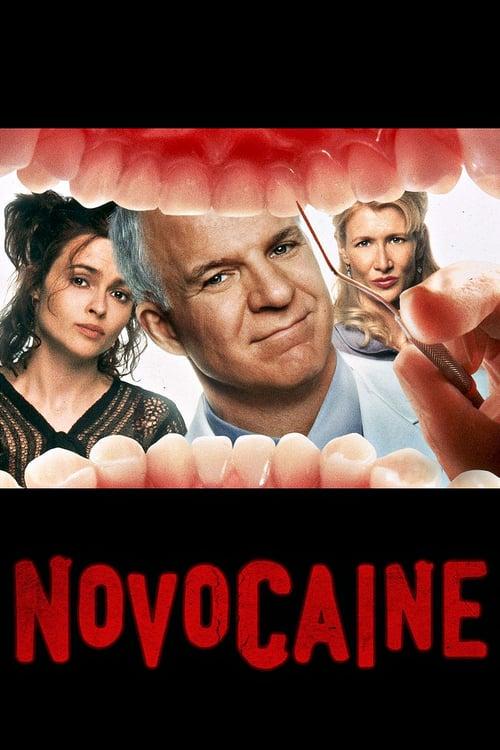 Novocaine - Movie Poster