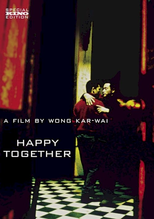 Happy Together - Movie Poster