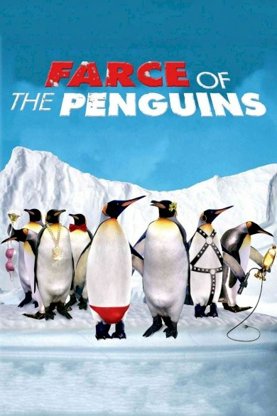 Farce of the Penguins - Movie Poster