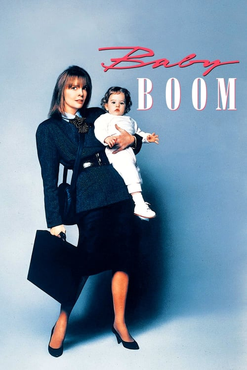 Baby Boom - Movie Poster
