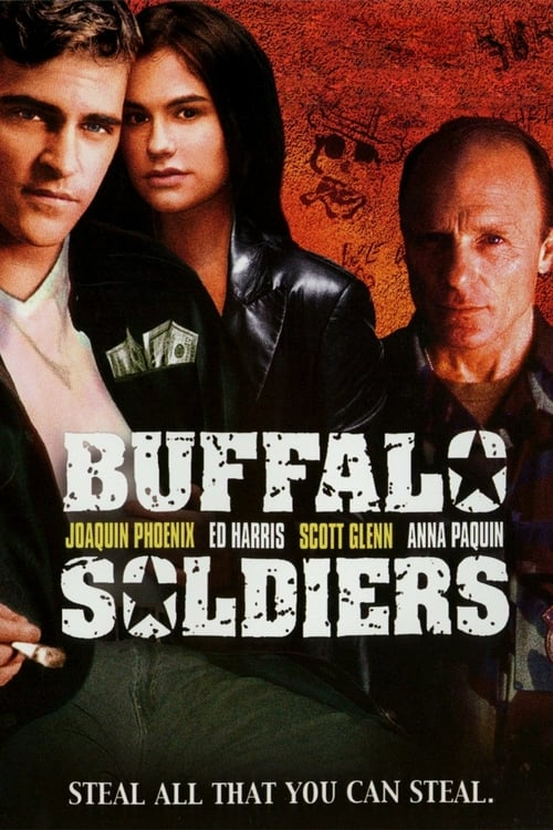 Buffalo Soldiers - Movie Poster
