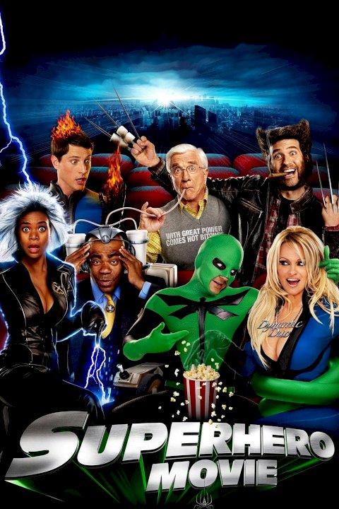 Superhero Movie - Movie Poster
