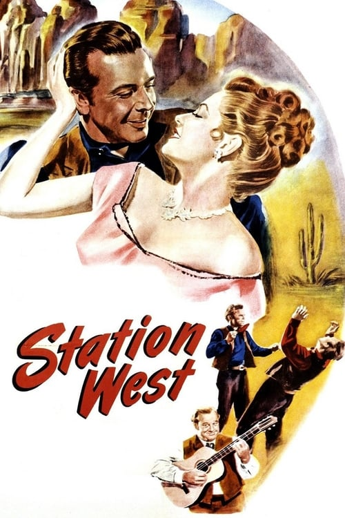 Station West - Movie Poster