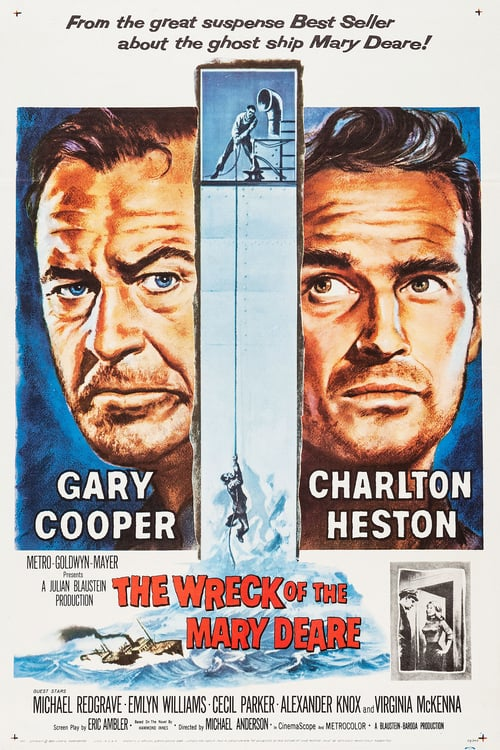 The Wreck of the Mary Deare - Movie Poster