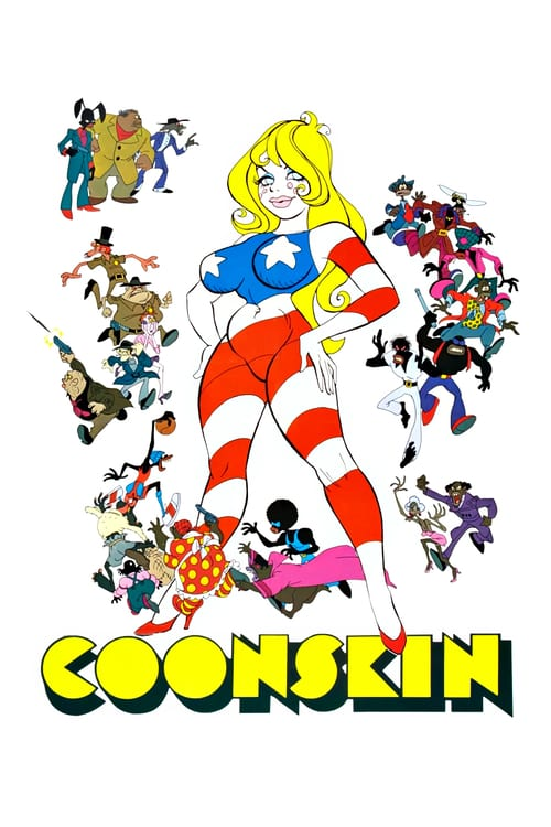 Coonskin - Movie Poster