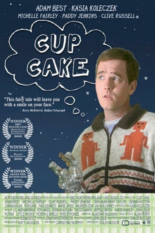 Cup Cake - Movie Poster