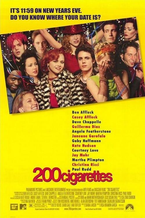 200 Cigarettes - Movie Poster