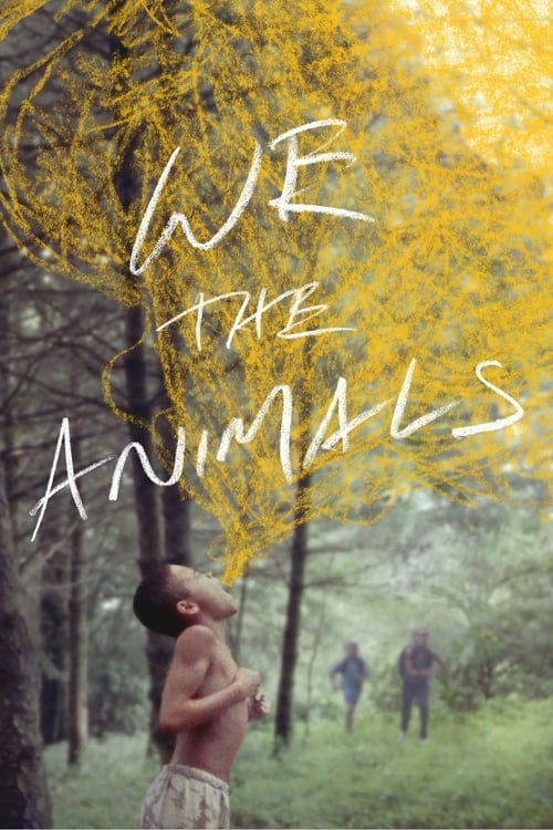 We the Animals - Movie Poster