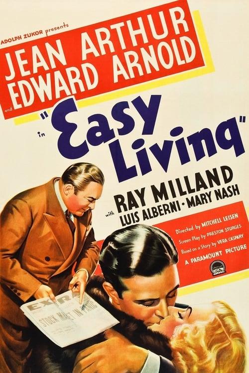 Easy Living - Movie Poster