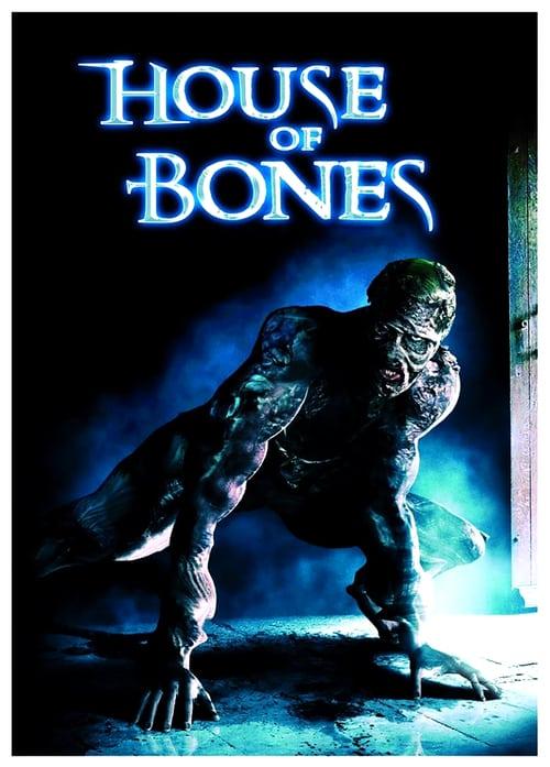 House of Bones - Movie Poster