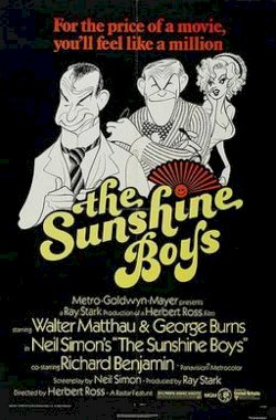 The Sunshine Boys - Movie Poster