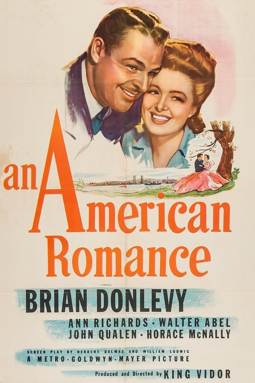 An American Romance - Movie Poster