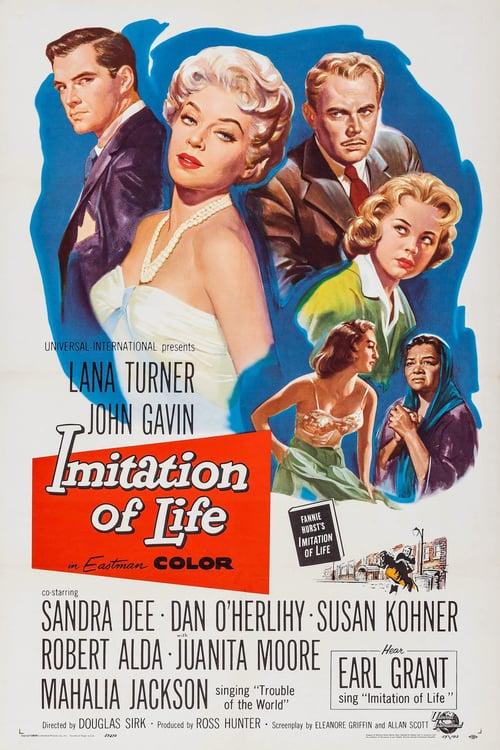 Imitation of Life - Movie Poster