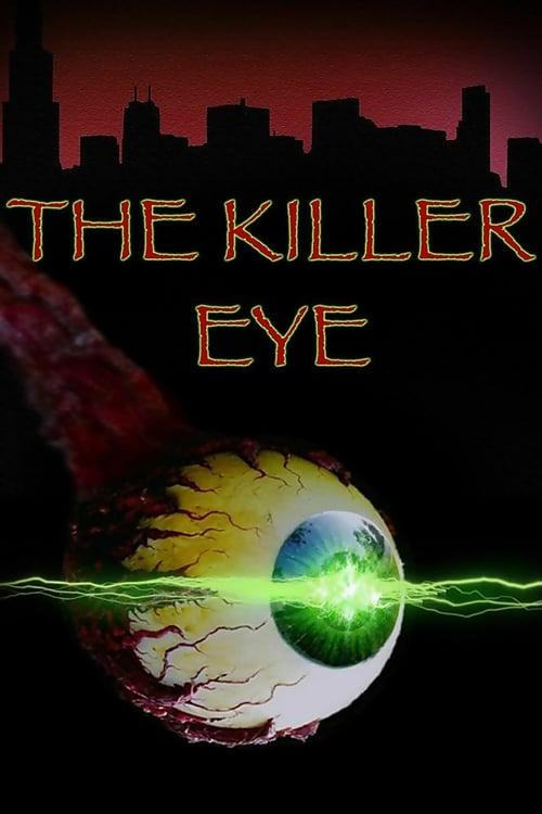 The Killer Eye - Movie Poster