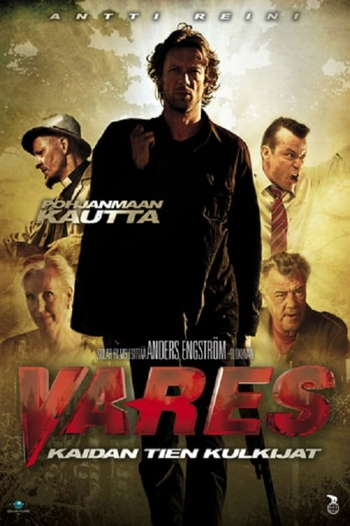 Vares - The Path Of The Righteous Men - Movie Poster