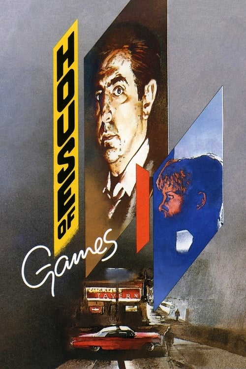 House of Games - Movie Poster
