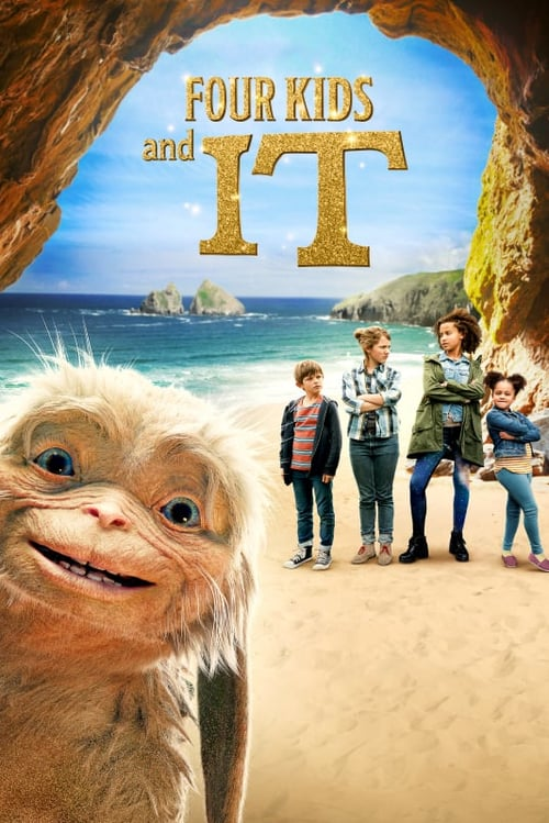 Four Kids and It - Movie Poster
