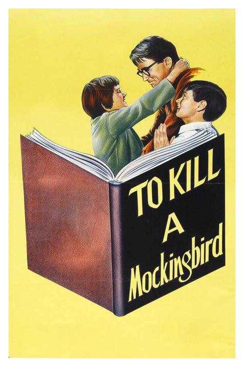 To Kill a Mockingbird - Movie Poster