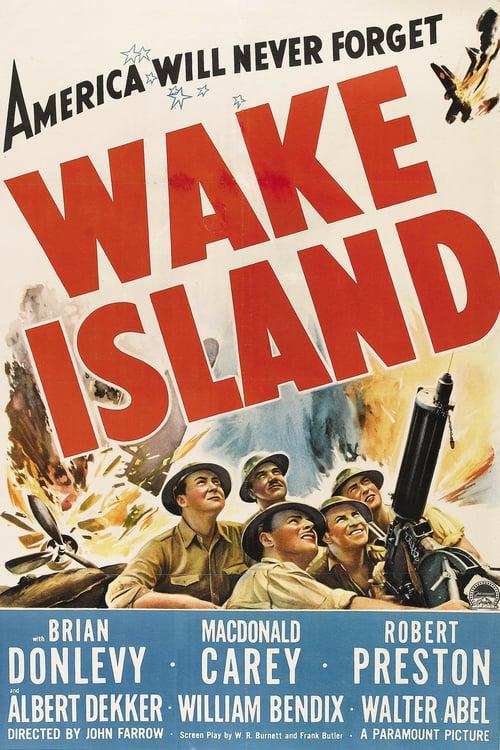Wake Island - Movie Poster