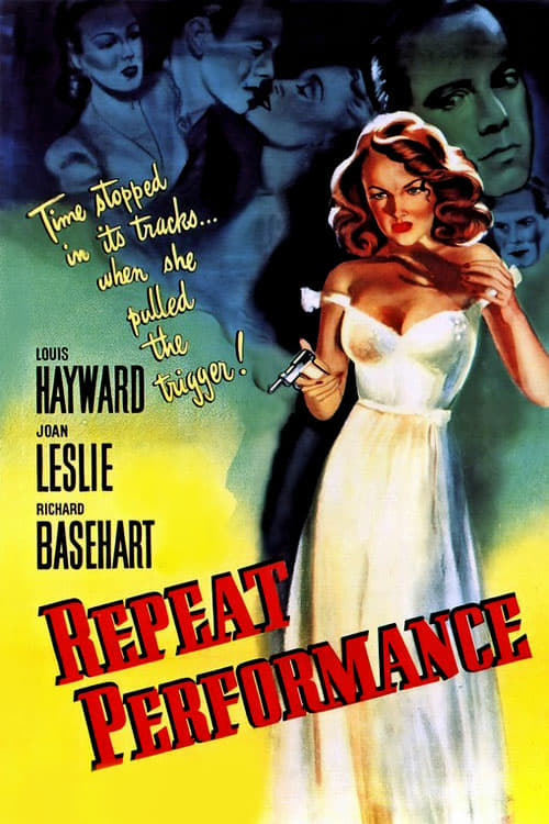 Repeat Performance - Movie Poster