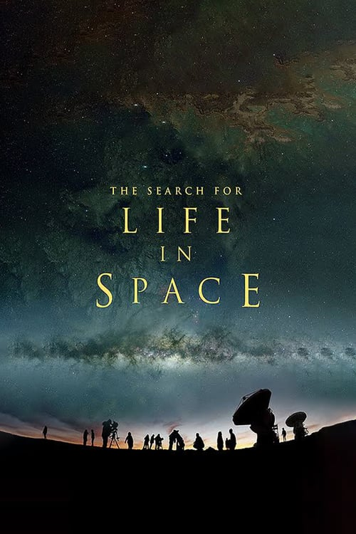 The Search for Life in Space - Movie Poster