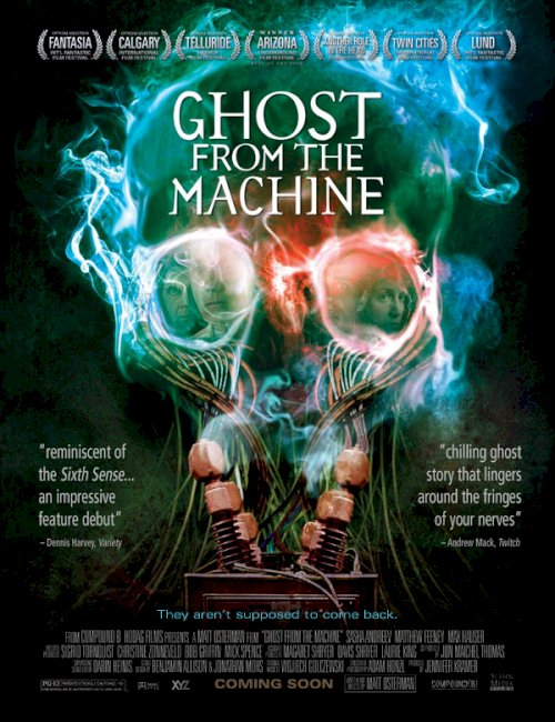 Ghost from the Machine - Movie Poster