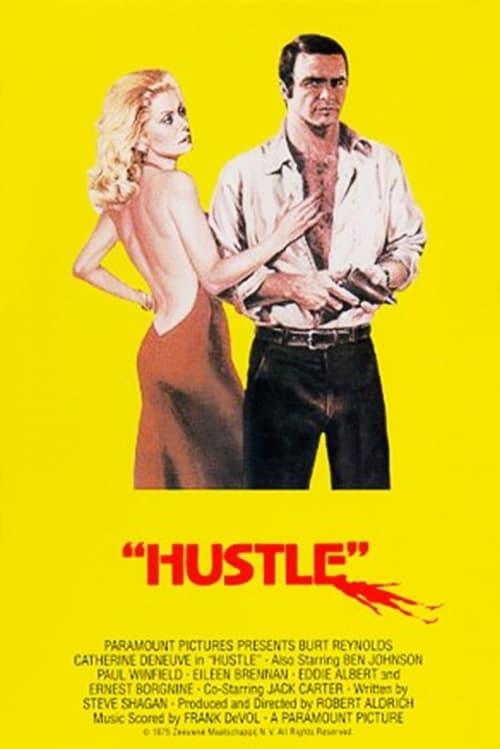 Hustle - Movie Poster