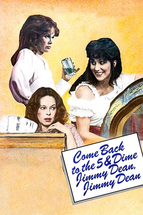 Come Back to the 5 & Dime, Jimmy Dean, Jimmy Dean - Movie Poster