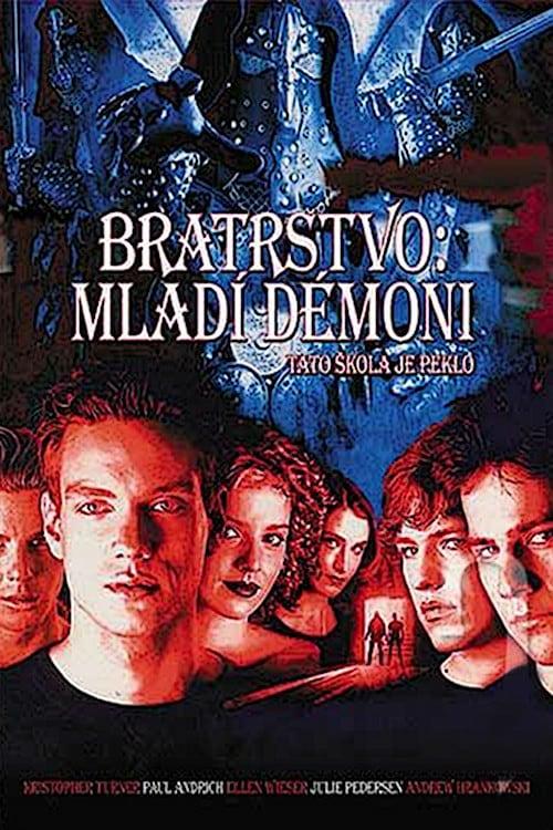 The Brotherhood III: Young Demons - Movie Poster