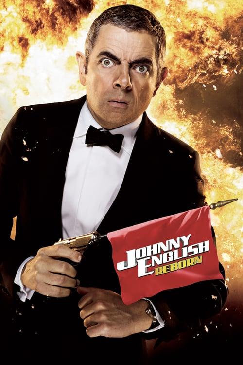 Johnny English Reborn - Movie Poster