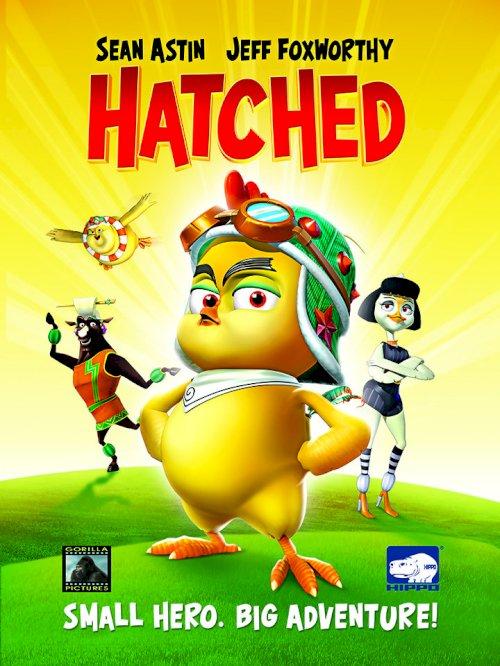 Hatched: Chicks Gone Wild! - Movie Poster