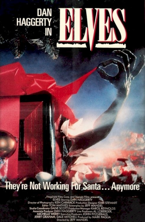 Elves - Movie Poster